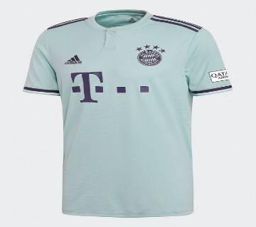FC Bayern Munich Away হাফ স্লিভ ক্লাব জার্সি