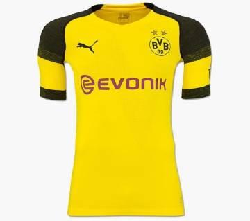 Borussia Dortmund Home হাফ স্লিভ ক্লাব জার্সি