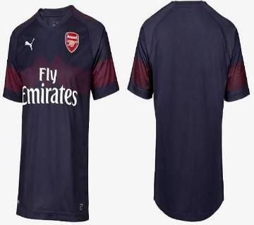 Arsenal Away হাফ স্লিভ ক্লাব জার্সি