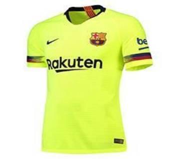 Barcelona Away হাফ স্লিভ ক্লাব জার্সি