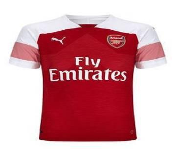 Arsenal Home হাফ স্লিভ ক্লাব জার্সি