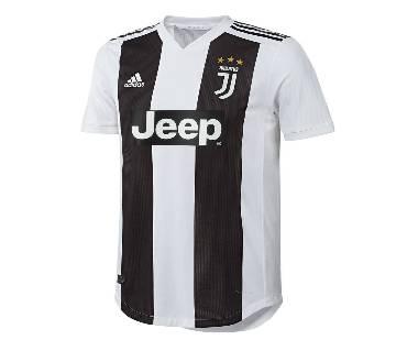 Juventus Black হাফ স্লিভ ক্লাব জার্সি