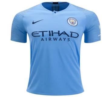 Manchester City Home হাফ স্লিভ ক্লাব জার্সি