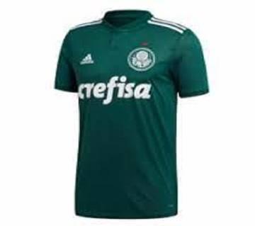 Palmeiras Home হাফ স্লিভ ক্লাব জার্সি