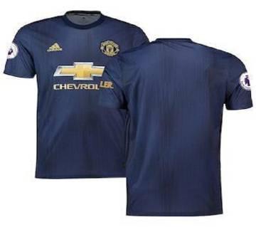Manchester United Away হাফ স্লিভ ক্লাব জার্সি