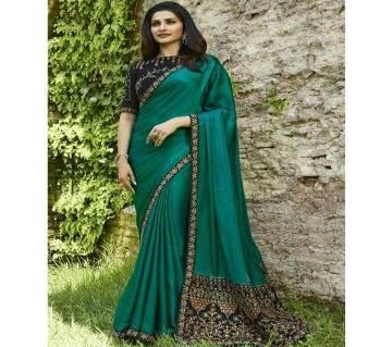 Designer Sana সিল্ক শাড়ি