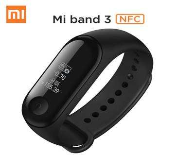 Xiaomi Mi Fitness Band 3 NFC Edition