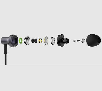 Xiaomi Hybrid Dual Drivers Ring Iron 2 Wired Earphone Bangladesh - 8946205