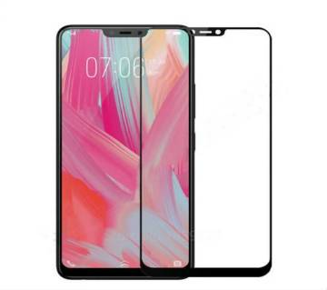 Full Cover Tempered Glass Protector For VIVO V11 Pro