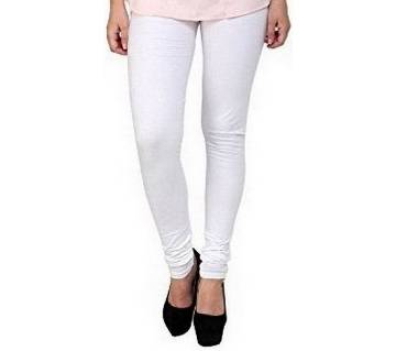 WOMEN WHITE LEGGINGS