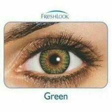 Freshlook Green  কন্ট্যাক্ট লেন্স