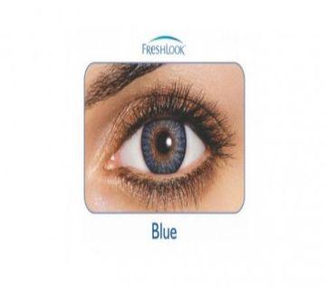 FreshLook কনট্যাক্ট লেন্স  Blue with 120 ml FreshLook solution water