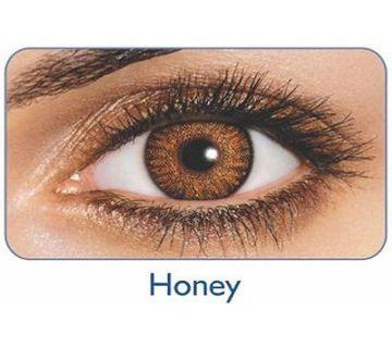 FreshLook কনট্যাক্ট লেন্স  Honey with 120 ml FreshLook solution water