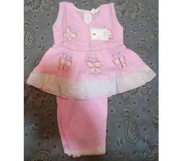 Baby girl frock set