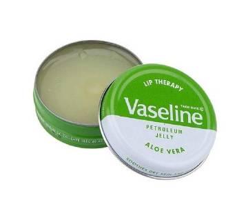 Vaseline Lip Therapy Aloe Vera Petroleum Jelly - UK