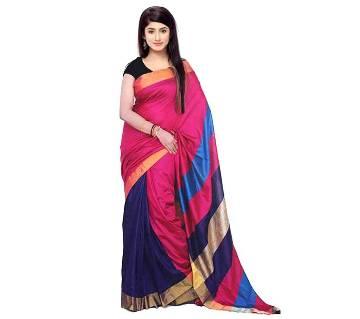Dhanshiri Taant Cotton Saree