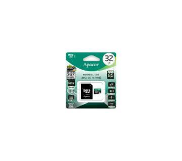 Apacer Micro SDHC UHS-1 32GB Class10 580X মেমোরি কার্ড