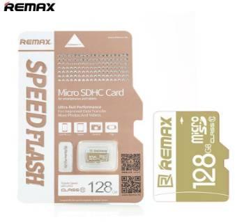 REMAX 128GB SD Memory Card Gray