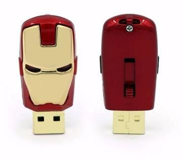 Iron Man Pen drive - 8 GB