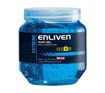 Enliven হেয়ার জেল (Extreme) - 250ml - England
