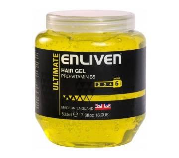 Enliven Ultimate হেয়ার জেল - 250ml - England