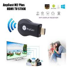 Anycast Miracast Airplay ডোঙ্গেল 1.2 GHz 3D GPU মিডিয়া প্লেয়ার