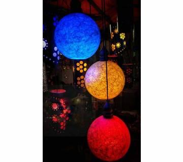 Handmade Cotton Lamp-3 Piece