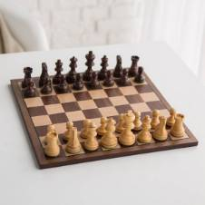Chess Set Wood Board