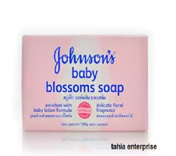 Johnsons Baby Blossoms Soap (Thai)