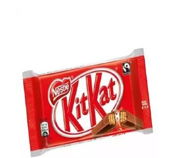 KitKat ৩ ফিঙ্গার মজাদার চকলেট ২৭.৫ গ্রাম ভারত