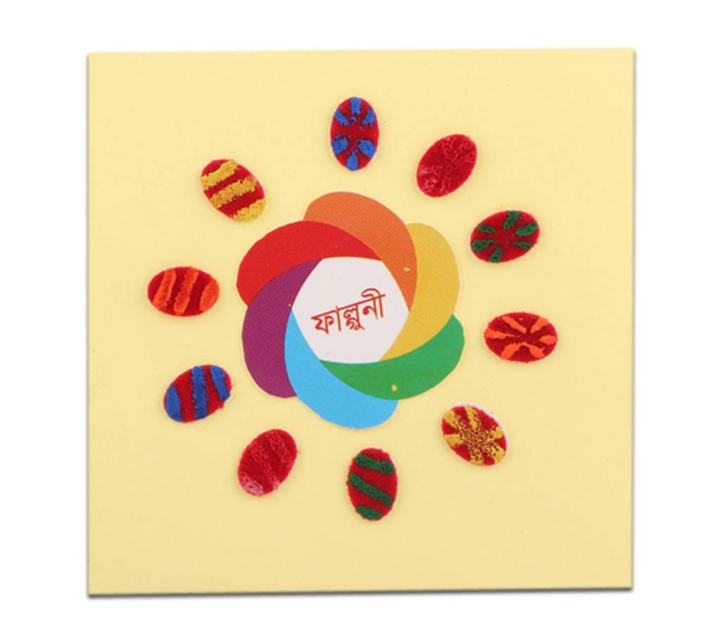 হ্যান্ডমেড নকশি টিপ সেট- ১০ পিসের সেট বাংলাদেশ - 861870