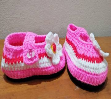 one to two years woolen shoes