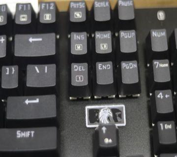 Granvela MechanicalEagle Z-88 Gaming Keyboard.