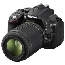 Nikon D5300 DSLR 24.2 MP Builtin Wi-Fi With 18-55mm Lens