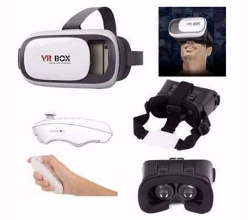 VR BOX AND BLUETOOTH REMOTE