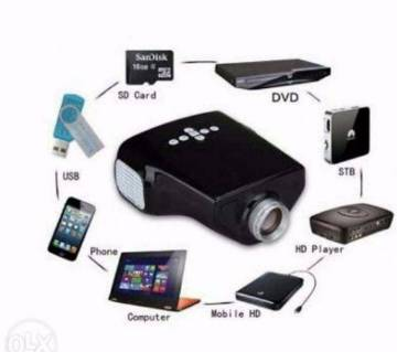 multimedia Hd projector