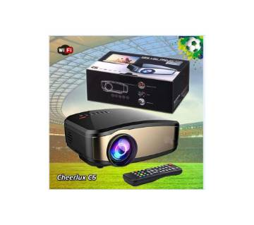 Cheerlux C6 full Hd projector