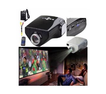 Mini dolphine tv projector hd