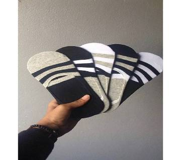 Mens Short Socks (5 pcs Bundle)