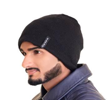 Woolen Winter Cap For Men