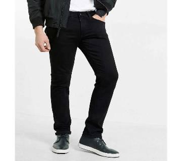 semi narrow fit jeans for men