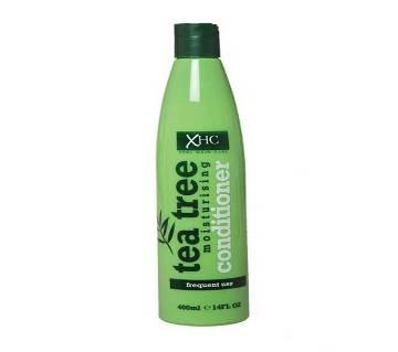 XHC UK Tea Tree Moisturising Conditioner - 400ml UK