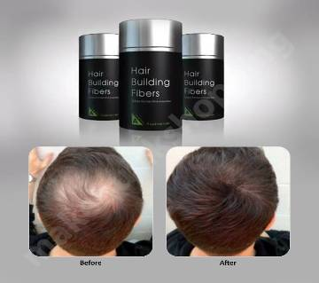 Hair Building Fiber For Man And Woman Hair Fall No Issue Caboki Dark Brown