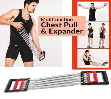 Spring Exerciser Chest Expander Pull up Bars