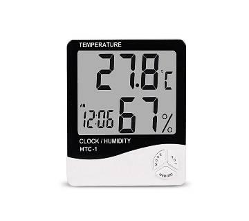 Room Temperature Humidity Meter HTC-1 Digital LCD
