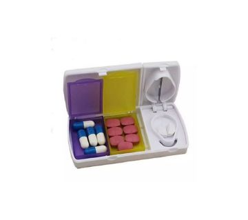 Pill cutter Box