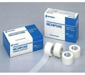 "surgical tape 1"" nishipore 1pc"