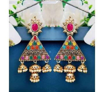 Metal Earrings for Women