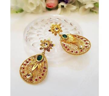 Golden Earrings for Women