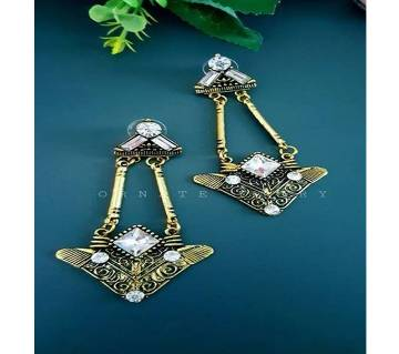 Zink aloy Earring for Women